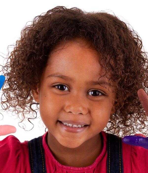 ¿Mi color? El arcoíris. ¿Por qué tendemos los adultos a limitar a los niños?