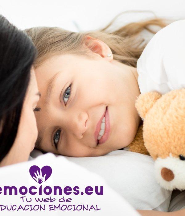 Tres cosas que recordarle a nuestros hijos cuando van a dormir / DREI DINGE, UM AN UNSERE KINDER ZU ERINNERN, WENN SIE SCHLAFEN GEHEN.
